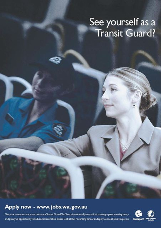 bus transit guard -